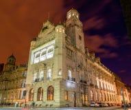 Το βασιλικό ασφαλιστικό κτήριο, ένα ιστορικό κτήριο στο Λίβερπουλ Στοκ φωτογραφία με δικαίωμα ελεύθερης χρήσης