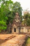 Το βασιλικό παλάτι, Ankgor Wat, Καμπότζη Στοκ Εικόνα