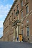 Το βασιλικό Castle Στοκχόλμη Στοκ εικόνα με δικαίωμα ελεύθερης χρήσης