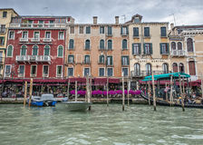 Το βενετία-μαργαριτάρι της παγκόσμιας αρχιτεκτονικής Στοκ εικόνα με δικαίωμα ελεύθερης χρήσης