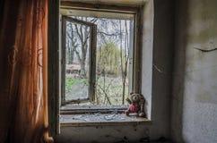 Το βελούδο αντέχει στο παλαιό δωμάτιο Στοκ φωτογραφία με δικαίωμα ελεύθερης χρήσης