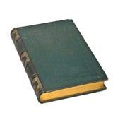 το βιβλίο απομόνωσε παλαιό Στοκ Εικόνες