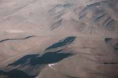 Το βουνό του Ιμαλαίαυ στην Ινδία στοκ φωτογραφία με δικαίωμα ελεύθερης χρήσης