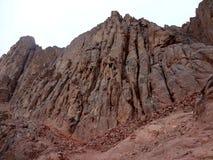 Το βουνό του Μωυσή, Sinai Στοκ εικόνα με δικαίωμα ελεύθερης χρήσης