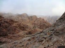 Το βουνό του Μωυσή, Sinai Στοκ φωτογραφίες με δικαίωμα ελεύθερης χρήσης