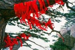 Το βουνό Hua Στοκ εικόνες με δικαίωμα ελεύθερης χρήσης