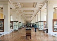 Το βρετανικό μουσείο Στοκ εικόνα με δικαίωμα ελεύθερης χρήσης