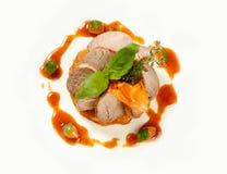 το βόειο κρέας έψησε εξυπ Στοκ φωτογραφία με δικαίωμα ελεύθερης χρήσης