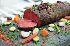 το βόειο κρέας μαγείρεψ&epsilo στοκ εικόνες