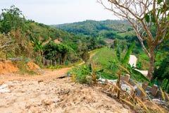 το βόρειο τμήμα της Ταϊλάνδης Στοκ Φωτογραφίες