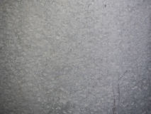 Το γαλβανισμένο υπόβαθρο πιάτων χάλυβα, μεταλλικός ανοξείδωτος ζαρώνει Στοκ Φωτογραφίες