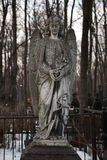 Το γερμανικό νεκροταφείο cemeteryVvedenskoye είναι ένα ιστορικό νεκροταφείο στην περιοχή Lefortovo της Μόσχας Στοκ Εικόνα