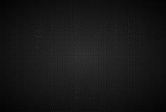 Το γεωμετρικό υπόβαθρο πολυγώνων, αφαιρεί μαύρα μεταλλικά hexagons Στοκ εικόνα με δικαίωμα ελεύθερης χρήσης