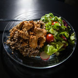 Το γεύμα στοκ φωτογραφία με δικαίωμα ελεύθερης χρήσης