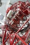 Το γιγαντιαίο ισπανικό τηλεσκόπιο GTC 10 μέτρα αντανακλά τη διάμετρο, στο παρατηρητήριο Roque de Los muchachos, Λα Palma, Κανάριο Στοκ φωτογραφίες με δικαίωμα ελεύθερης χρήσης