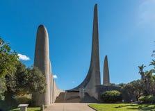 Το γλωσσικό μνημείο αφρικανολλανδικής σε Paarl στοκ εικόνες