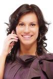 το γοητευτικό τηλέφωνο &kappa στοκ εικόνα