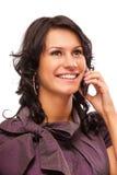 το γοητευτικό τηλέφωνο &kappa στοκ φωτογραφία με δικαίωμα ελεύθερης χρήσης