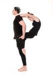 Το γράμμα Π που διαμορφώνεται από Gymnast τους οργανισμούς Στοκ φωτογραφία με δικαίωμα ελεύθερης χρήσης