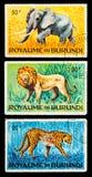 Το γραμματόσημο Στοκ εικόνες με δικαίωμα ελεύθερης χρήσης