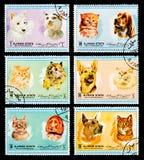 Το γραμματόσημο Στοκ Εικόνα