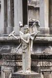 Το γλυπτό του ναού 07 Στοκ Εικόνα