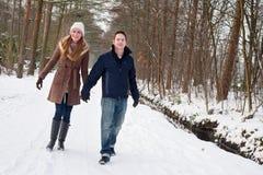 το δάσος ζευγών έχει τις &ch Στοκ εικόνες με δικαίωμα ελεύθερης χρήσης