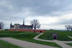 Το δέντρο που Άμλετ ήξερε Στοκ Εικόνες