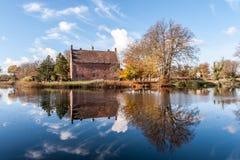 Το δανικό Castle Στοκ Εικόνες