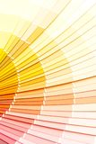 το δείγμα χρωματίζει το pantone καταλόγων στοκ εικόνα με δικαίωμα ελεύθερης χρήσης