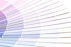 το δείγμα χρωματίζει το pantone καταλόγων στοκ φωτογραφίες με δικαίωμα ελεύθερης χρήσης
