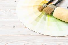 το δείγμα χρωματίζει swatches pantone ή χρώματος καταλόγων το βιβλίο στοκ φωτογραφίες με δικαίωμα ελεύθερης χρήσης