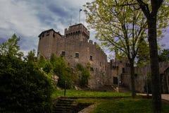 Το δεύτερο φρούριο του Άγιου Μαρίνου Στοκ εικόνες με δικαίωμα ελεύθερης χρήσης