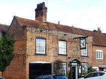 Το δημόσιο σπίτι αετών, 145 κεντρική οδός, παλαιό Amersham, Buckinghamshire στοκ εικόνα