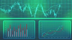 Το διάγραμμα στοιχείων στατιστικών παρουσιάζει ετήσια παραγωγή παραγωγής, οικονομικό σχέδιο ανάπτυξης Στοκ Εικόνα