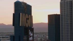 Το διάσημο MGM στο Λας Βέγκας - ΗΠΑ 2017 φιλμ μικρού μήκους