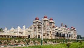 Το διάσημο Mysore στο Mysore στην Ινδία στοκ εικόνα
