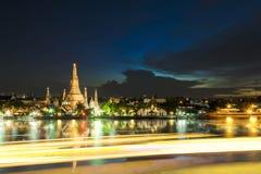 Το διάσημο Wat Arun στοκ φωτογραφίες με δικαίωμα ελεύθερης χρήσης