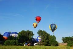 το διεθνές luki μπαλονιών συ&nu Στοκ Φωτογραφία