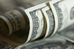 το δολάριο μας σημειώνει Στοκ Εικόνες