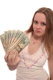 το δολάριο τραπεζών σημε&i στοκ εικόνες