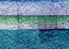 Το δομικό υπόβαθρο, μπλε κτυπήματα κιμωλίας, γραμμικό καλλιτεχνικό υπόβαθρο, διακοσμητική δομή, μπλε που ραγίστηκε οι δομές, cra ελεύθερη απεικόνιση δικαιώματος
