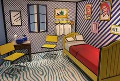 Το δωμάτιο στοκ φωτογραφία