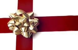 το δώρο αντιτίθεται Στοκ εικόνες με δικαίωμα ελεύθερης χρήσης