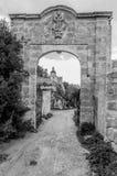 Το εγκαταλειμμένο χωριό Mtahleb στη Μάλτα Στοκ φωτογραφία με δικαίωμα ελεύθερης χρήσης