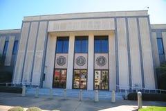 Το Εθνικό Ανώτατο Δικαστήριο του Τένεσι, Τζάκσον, Τένεσι Στοκ Εικόνα