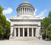 Το εθνικό μνημείο γενικής επιχορήγησης στη Νέα Υόρκη Στοκ εικόνα με δικαίωμα ελεύθερης χρήσης