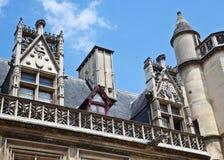Το Εθνικό Μουσείο των Μεσαιώνων στο Παρίσι Στοκ φωτογραφία με δικαίωμα ελεύθερης χρήσης