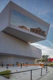 Το Εθνικό Μουσείο Maxxi των τεχνών του 21$ου αιώνα Στοκ εικόνα με δικαίωμα ελεύθερης χρήσης