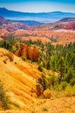 Το εθνικό πάρκο φαραγγιών του Bryce, Γιούτα, Ηνωμένες Πολιτείες Στοκ Φωτογραφίες